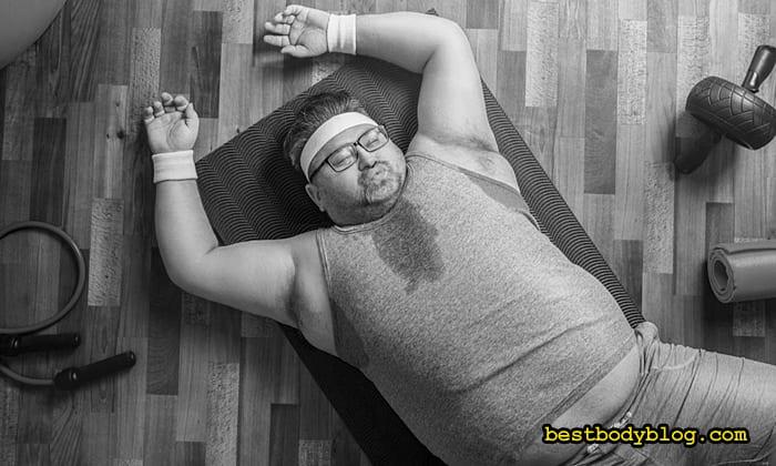 Усталость от тренировки