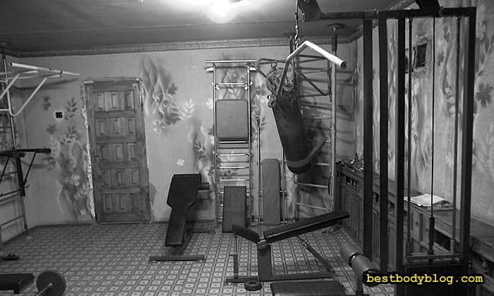 Домашній спортзал