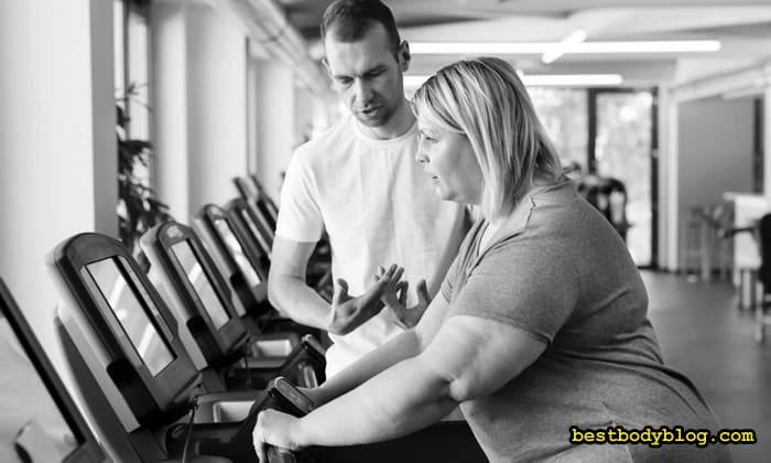 як схуднути жінці