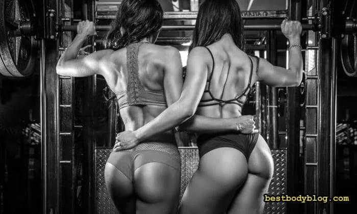 Тренування спині для жінок
