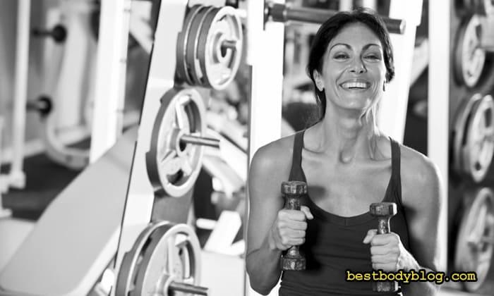 Тренировка для женщин после 40