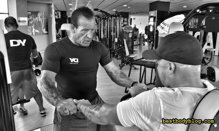 Тренування з тренером