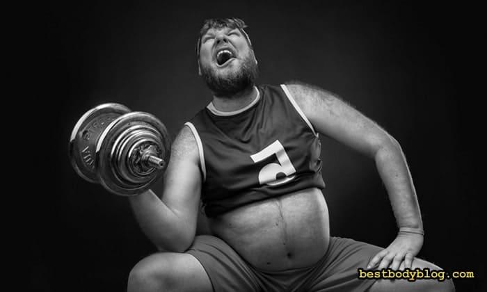 Як схуднути чоловіку