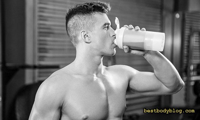 Прием протеина после тренировки