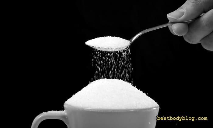 Вред сахара для спортсменов