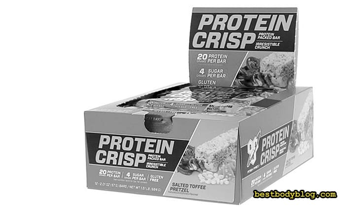 BSN Protein Crisp Bar