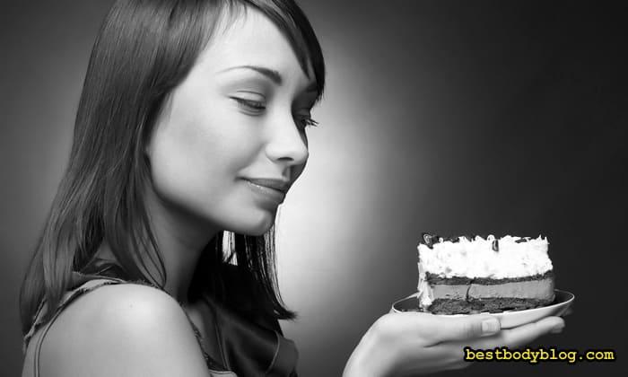 Рацион для снижения веса для женщин