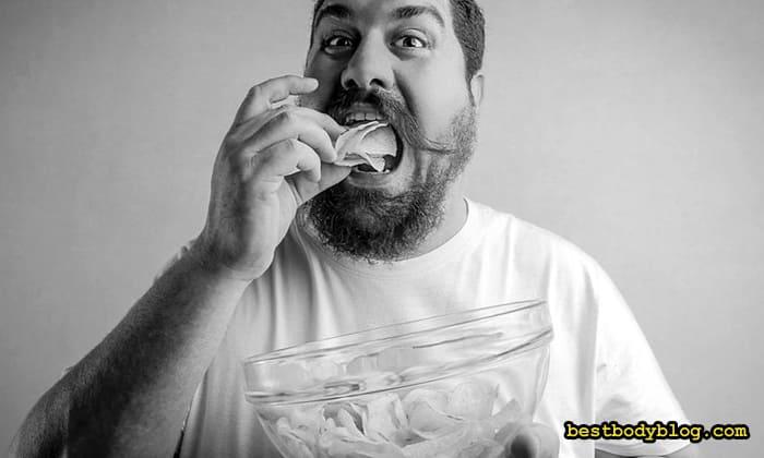 Вред фаст-фуда при похудении